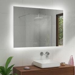 Badspiegel mit LED Beleuchtung - New Jersey