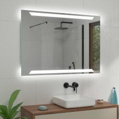 Spiegel mit Licht LED - M534L2H