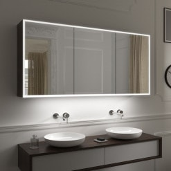 Einbau-Spiegelschränke (Unterputz) kaufen | nach Maß |