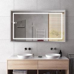 Spiegel mit Rahmen breit/schmal - Lüneburg