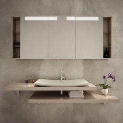 Spiegelschrank LED - VALENCIA