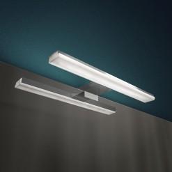 Spiegelschrank Leuchte PANDORA S4, 60,8 cm, 12W, IP44 von Ebir