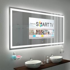 Spiegel mit Fernseher - PORTAU