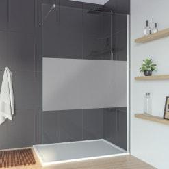 Glas Duschwand für Walk-in Duschen AREA 5