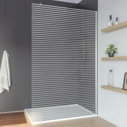 Glas Duschtrennwand nach Maß LINEA 6