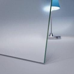 6 mm ESG Glas Satinato Milchglas-Optik