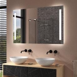 Badspiegel LED: Badezimmerspiegel mit Beleuchtung kaufen |