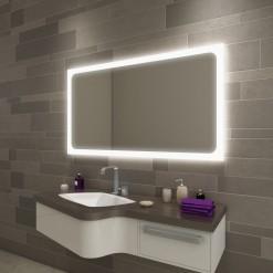 Badezimmerspiegel mit Beleuchtung - Carlo