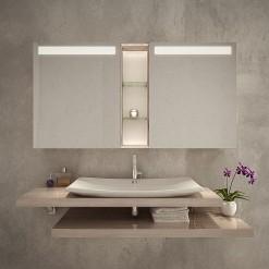 Spiegelschrank mit Ablage - LAS VEGAS