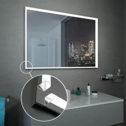 Premium Lichtspiegel LED, opt. mit Ablage - Köln 4