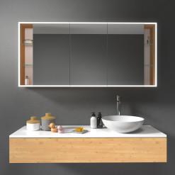 Spiegelschrank mit Ablage - München 4