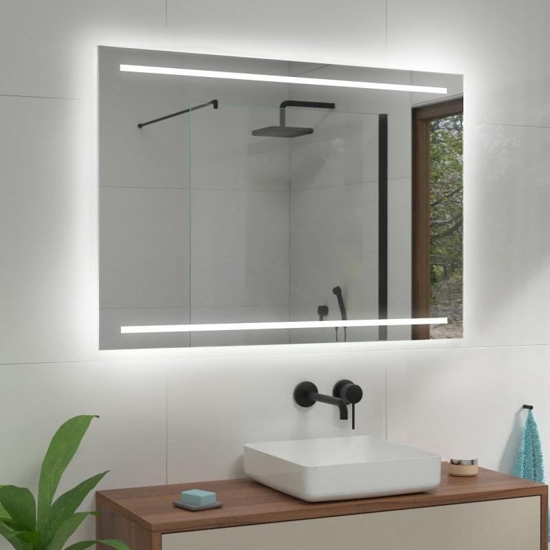 Almanzora Beleuchteter Badezimmerspiegel Online Kaufen