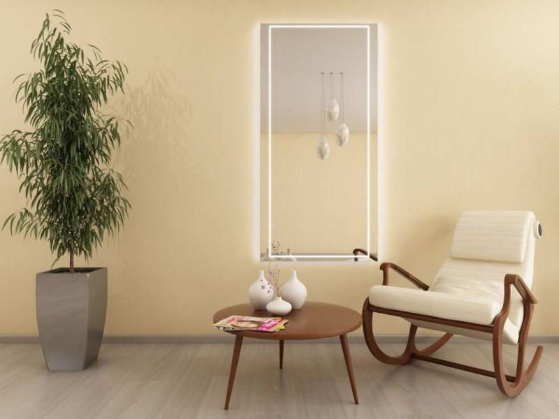 Melina Wand Lichtspiegel Led Online Kaufen