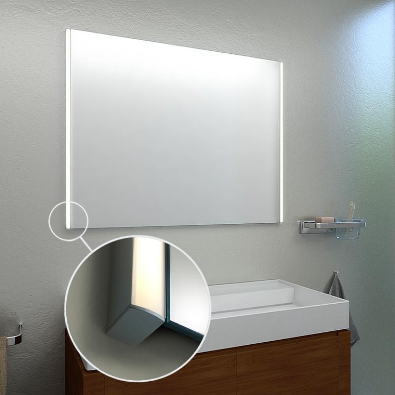 Badspiegel LED: Badezimmerspiegel mit Beleuchtung kaufen ...