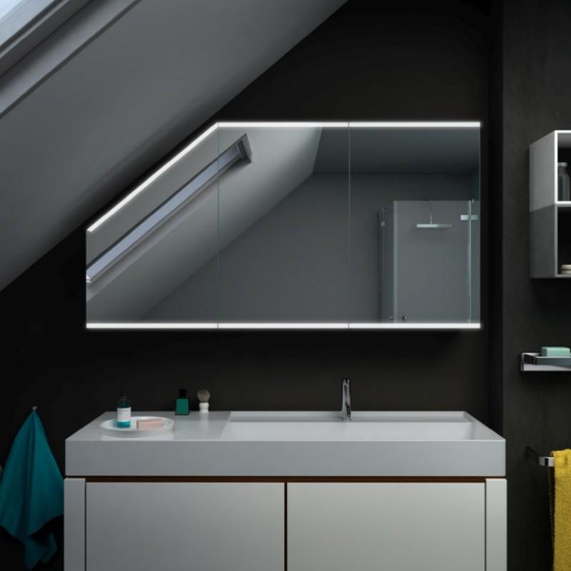 Vita - Spiegelschrank Dachschräge kaufen   Spiegel21