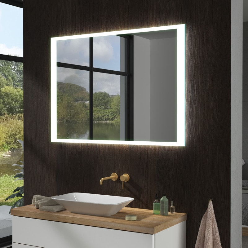 LED Badezimmerspiegel - Fargo