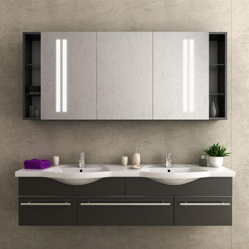 Sevilla Bad Spiegelschrank Mit Beleuchtung Online Kaufen