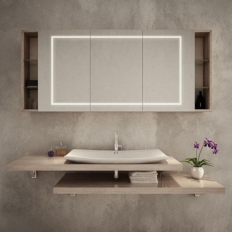 Almeria - Badezimmer Spiegelschrank online kaufen