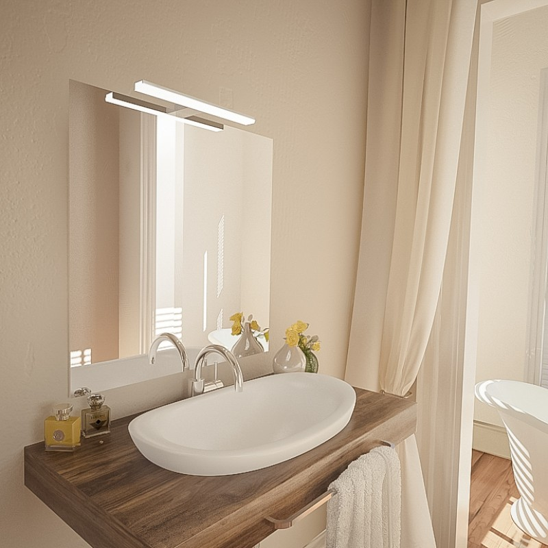 Gut bekannt Spiegel mit Leuchten kaufen | nach Maß | Spiegel21 DS32
