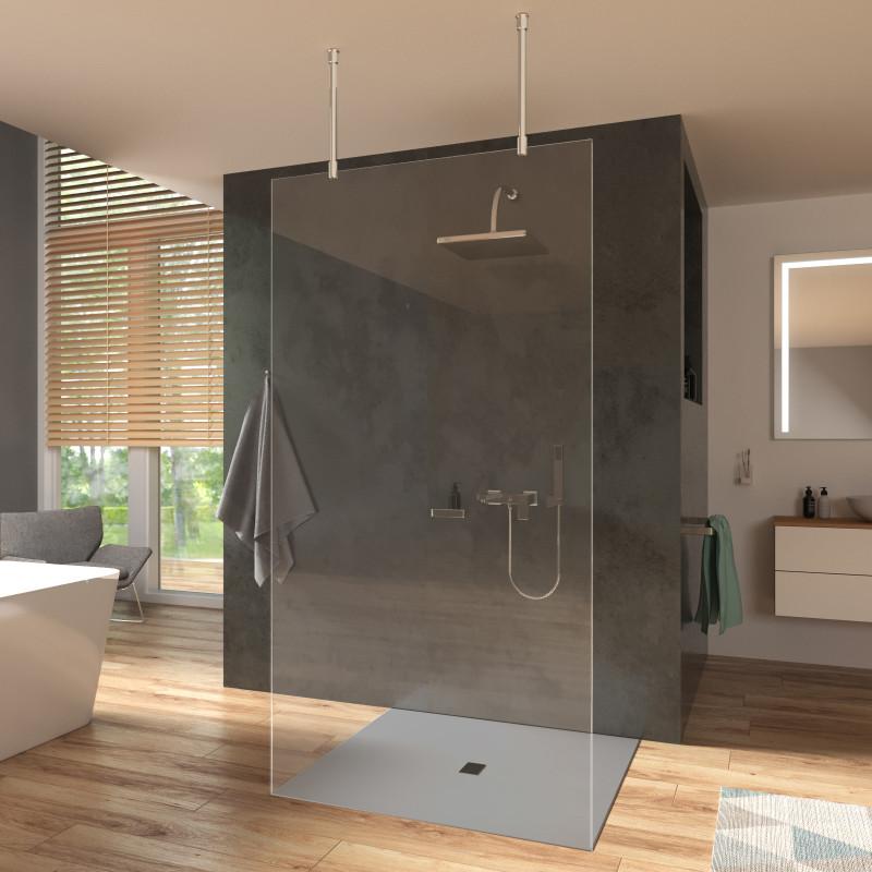 Duschwand Glas Trennwand Duschabtrennung Fur Dusche