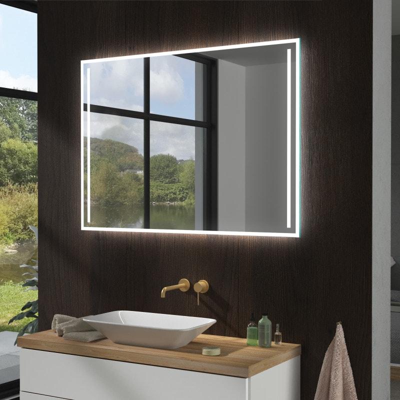 Top Cartagena - Badspiegel mit LED Beleuchtung kaufen | Spiegel21 NU31