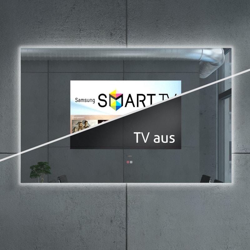 Tv Spiegel Spiegel Mit Fernseher Kaufen Tvspiegel Nach Mass