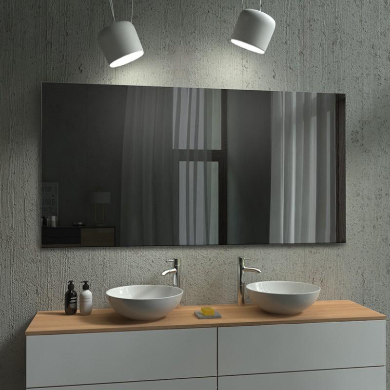 6 mm Spiegel grau - Grauspiegel