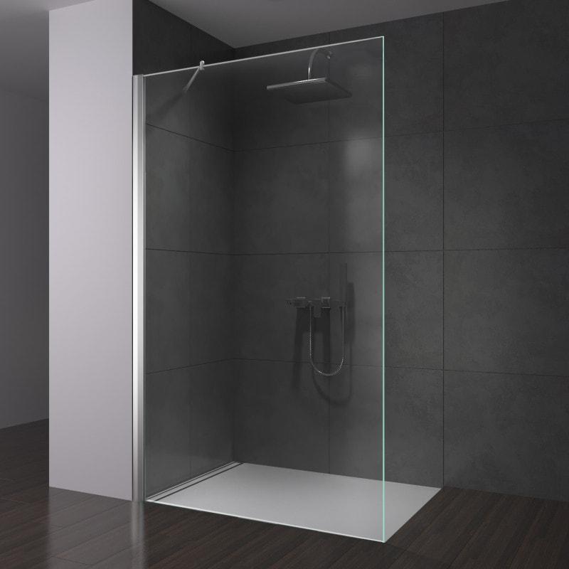 Duschtrennwand ESG Glas nach Maß (T)