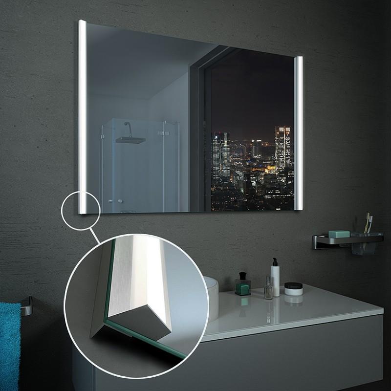 Lichtspiegel, opt. mit Spiegelheizung - Rheine 2