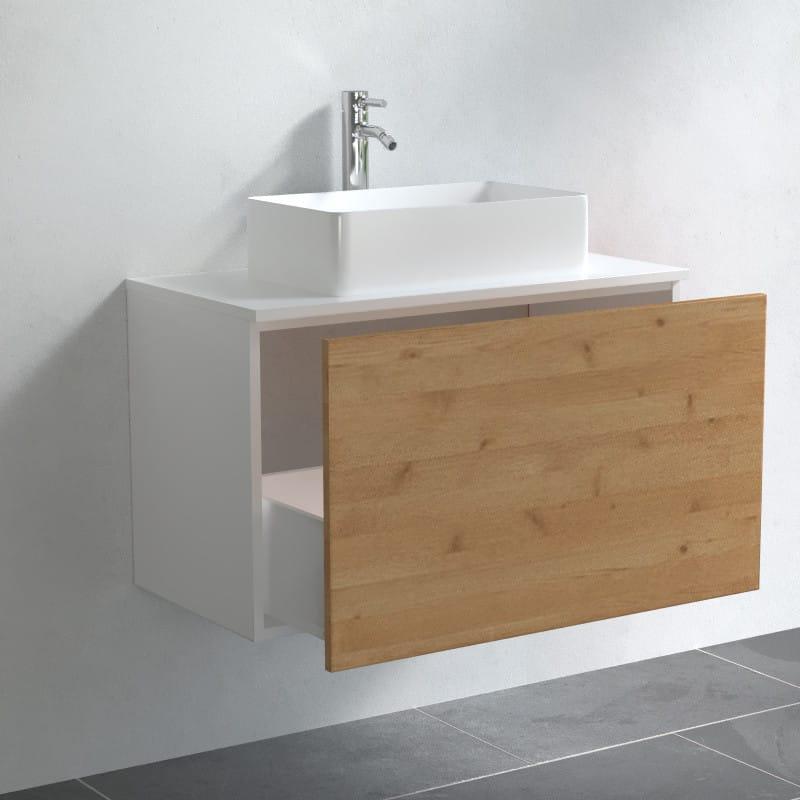 Waschtischunterschrank - Baltrum 01B