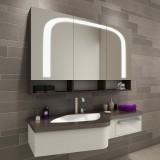 Design-Spiegelschrank - MENORCA