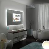 Spiegel mit Fernseher - NEW JERSEY