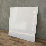 Lackiertes Glas - Weiß / Alpinweiß - REF 9003, 6mm