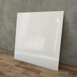 Glas Küchenrückwand nach Maß - Weiß / Alpinweiß - REF 9003, 6mm