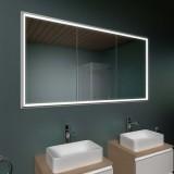 Spiegelschrank mit Leuchtrahmen - Hamburg 1