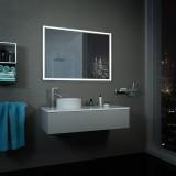 Lichtspiegel Bad, opt. mit Schminkspiegel - Rheine 4